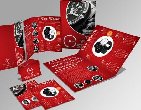 Brochure Printing in Wimbledon