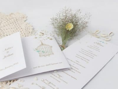 Wedding Invitation Printers Coulsdon