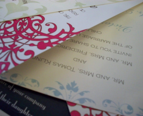 Wedding Invitation Printing Sutton