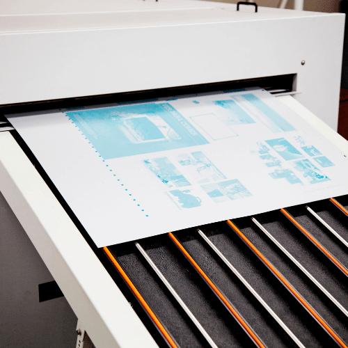 Order of Service Printer